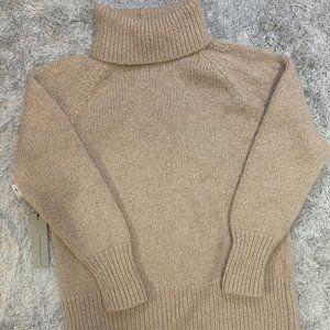 NWT Group Babaton Elmira Alpaca Sweater - Oatmeal
